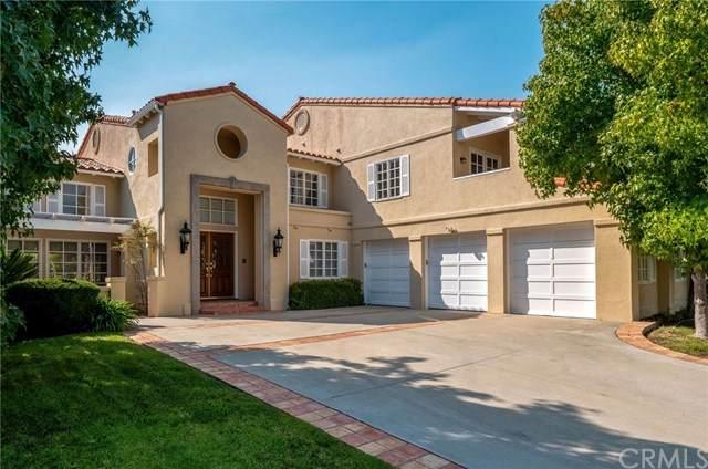 35 Via Costa Verde, Rancho Palos Verdes, CA 90275 (#PV20202077) :: eXp Realty of California Inc.