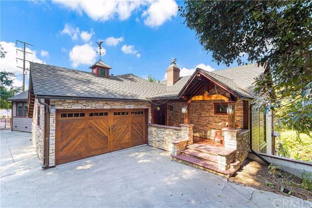 1574 Dorothea Road, La Habra Heights, CA 90631 (#AR20200465) :: The Parsons Team