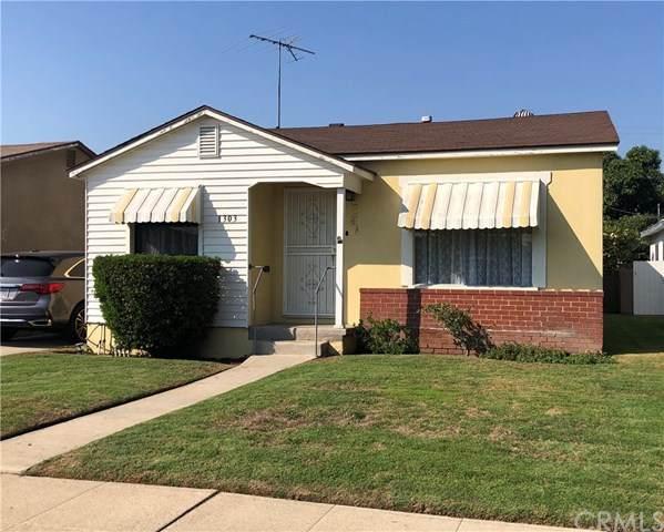 1303 W Papeete Street, Wilmington, CA 90744 (#SB20206578) :: Zutila, Inc.