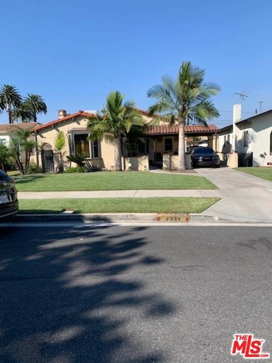 2321 W 77Th Street, Inglewood, CA 90305 (#20641922) :: Team Forss Realty Group