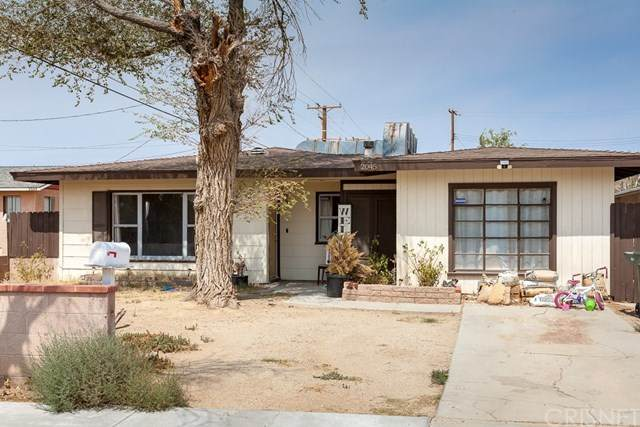 2045 Shasta Street, Mojave, CA 93501 (#SR20209258) :: Go Gabby