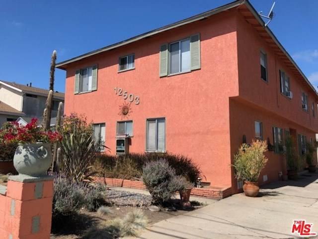 12503 Grevillea Avenue, Hawthorne, CA 90250 (#20641944) :: The Miller Group