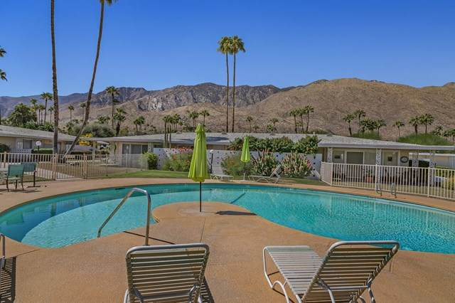 2240 S Calle Palo Fierro #9, Palm Springs, CA 92264 (#219050877DA) :: Team Forss Realty Group
