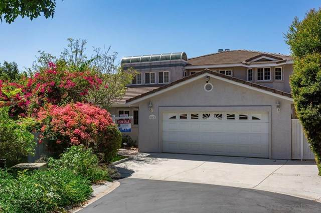9163 Grossmont Blvd, La Mesa, CA 91941 (#200047575) :: Steele Canyon Realty