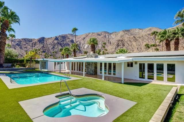1196 Abrigo Road, Palm Springs, CA 92262 (#219050895PS) :: The Miller Group