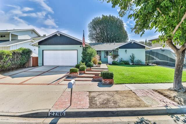2746 Velarde Drive, Thousand Oaks, CA 91360 (#220010228) :: eXp Realty of California Inc.