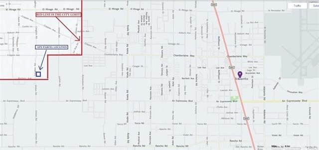 0 Caughlin Road, Adelanto, CA 92301 (#OC20209889) :: RE/MAX Empire Properties