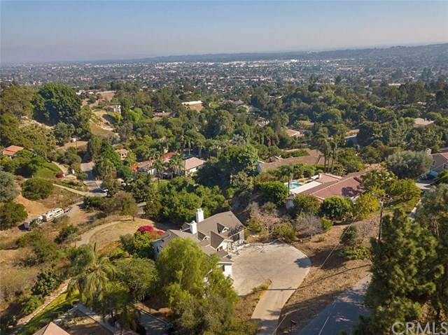 550 Dorothea Road, La Habra Heights, CA 90631 (#SW20210029) :: The Parsons Team