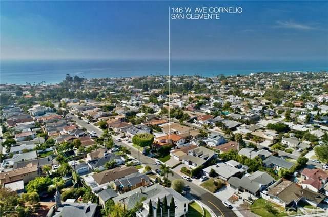 146 W Avenida Cornelio, San Clemente, CA 92672 (#OC20210002) :: eXp Realty of California Inc.