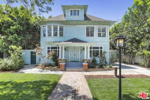 1636 W 25TH Street, Los Angeles (City), CA 90007 (#20642344) :: Veronica Encinas Team
