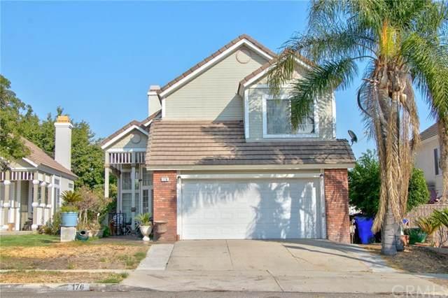 176 Heritage Way, Upland, CA 91786 (#PW20210707) :: Mainstreet Realtors®