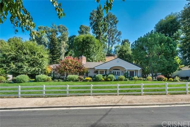5502 Paradise Valley Road, Hidden Hills, CA 91302 (#SR20211006) :: Zutila, Inc.