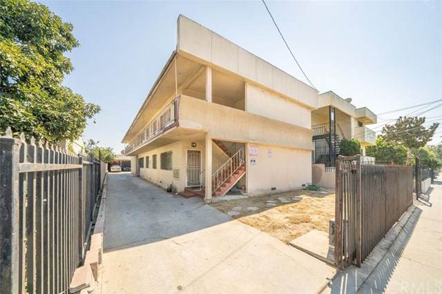 10228 Doty Avenue, Inglewood, CA 90303 (#DW20210714) :: Team Forss Realty Group