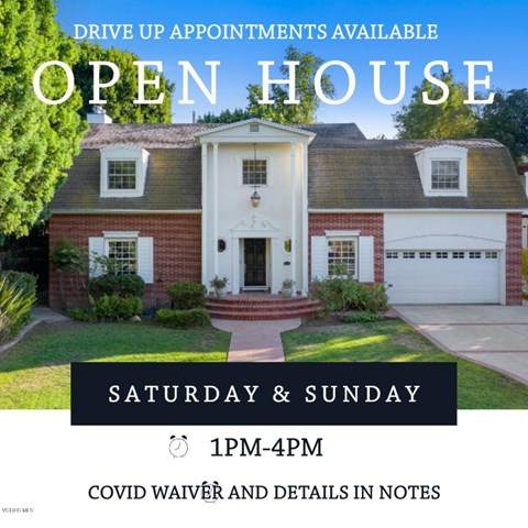 15408 Sutton Street, Sherman Oaks, CA 91403 (#220010276) :: Veronica Encinas Team