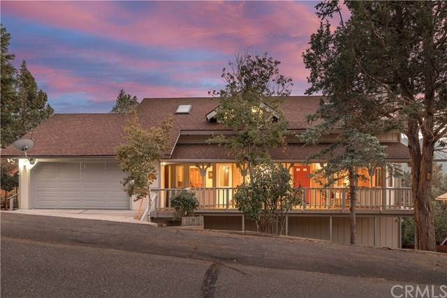 43847 Canyon Crest Drive, Big Bear, CA 92315 (#EV20211710) :: The Miller Group