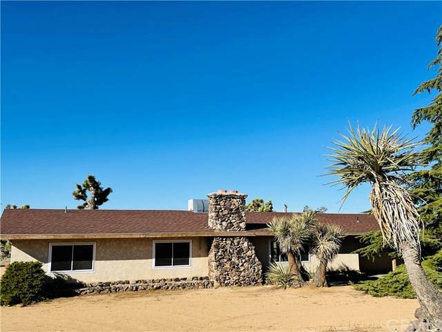 58440 Lisbon Drive, Yucca Valley, CA 92284 (#JT20208631) :: RE/MAX Masters