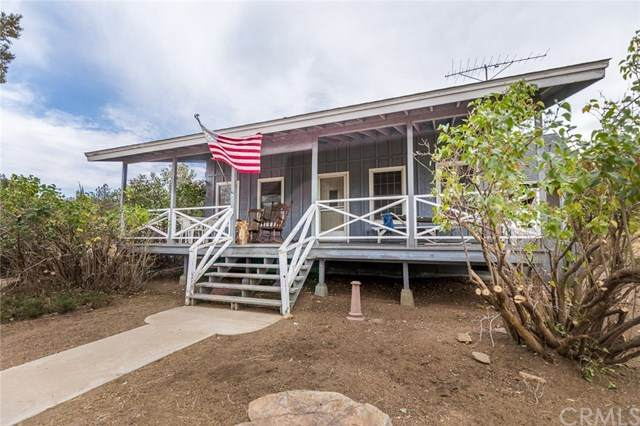 46867 Pioneertown Road, Big Bear, CA 92314 (#EV20211790) :: TeamRobinson | RE/MAX One