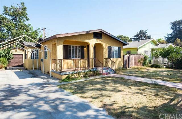 1213 W 60th Street, Los Angeles (City), CA 90044 (#DW20212045) :: Z Team OC Real Estate