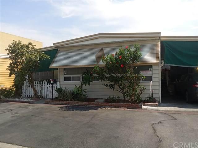 16600 Orange #132, Paramount, CA 90723 (#PW20212093) :: Crudo & Associates
