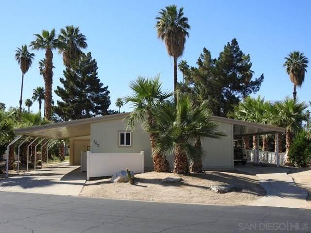 1010 Palm Canyon Dr #262, Borrego Springs, CA 92004 (#200047962) :: Z Team OC Real Estate