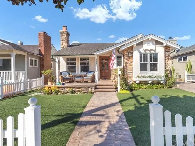 517 Kansas Street, El Segundo, CA 90245 (#SB20210382) :: Millman Team