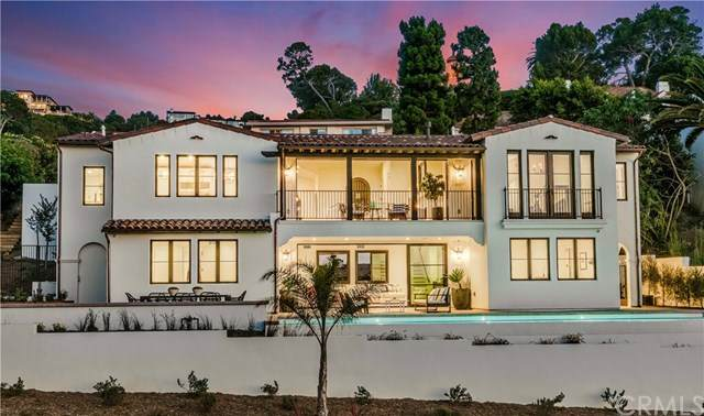 725 Via Del Monte, Palos Verdes Estates, CA 90274 (#PV20212392) :: The Parsons Team
