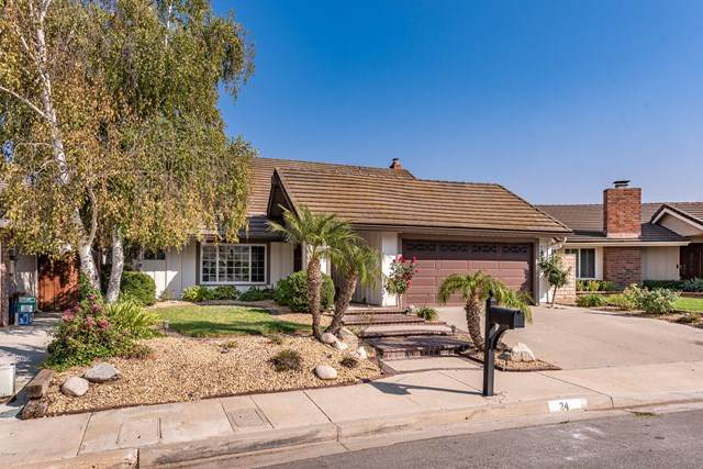 24 San Lucas Avenue, Newbury Park, CA 91320 (#220010307) :: The Results Group
