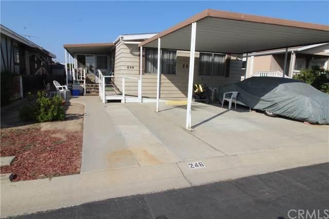 1065 W Lomita Boulevard #246, Harbor City, CA 90710 (#SB20212647) :: The Parsons Team