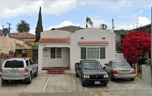 4122 Highland Ave, San Diego, CA 92105 (#200048109) :: RE/MAX Empire Properties