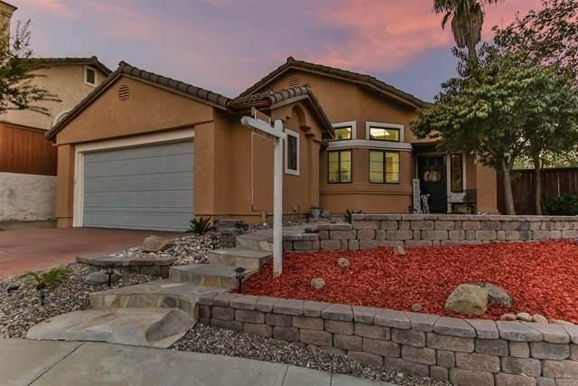 8632 Paseo Ladera, Santee, CA 92071 (#200048118) :: RE/MAX Empire Properties