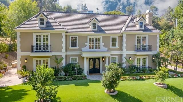 19466 Rosita Street, Tarzana, CA 91356 (#SR20213300) :: The Miller Group