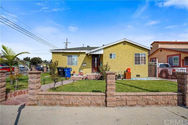 13312 Lemoli Avenue, Hawthorne, CA 90250 (#IN20213600) :: RE/MAX Empire Properties