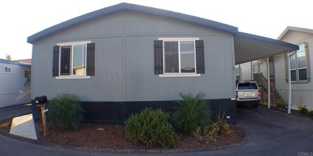 600 Anita Street #11, Chula Vista, CA  (#PTP2000559) :: Go Gabby