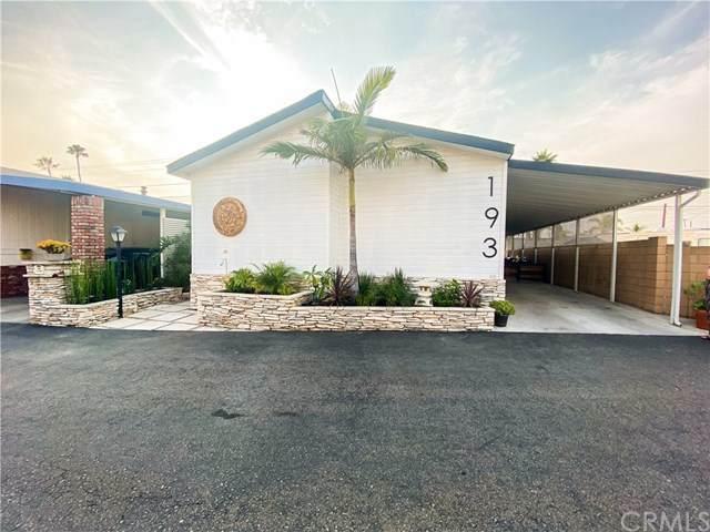 19361 Brookhurst Street #193, Huntington Beach, CA 92646 (#OC20213852) :: RE/MAX Masters