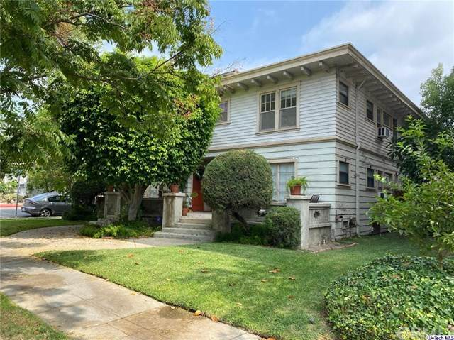 244 N Kenwood Street, Glendale, CA 91206 (#320003595) :: eXp Realty of California Inc.