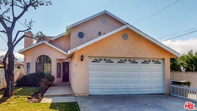 25335 Cypress Street, Lomita, CA 90717 (#20643370) :: The Miller Group
