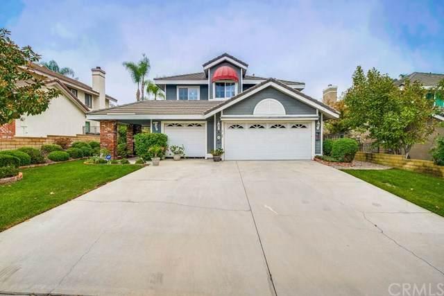 1896 Via Arroyo, La Verne, CA 91750 (#AR20214272) :: Mainstreet Realtors®