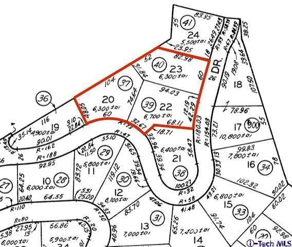 0 Pennerton, Glendale, CA 91206 (#320003614) :: RE/MAX Empire Properties