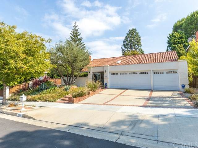 26614 Hawkhurst Drive, Rancho Palos Verdes, CA 90275 (#PV20213915) :: The Miller Group