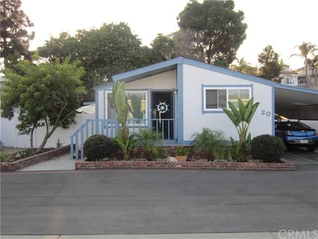 20701 Beach Blvd #20, Huntington Beach, CA 92648 (#OC20213650) :: The Miller Group