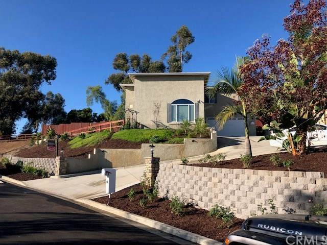664 Ocean View Drive, Vista, CA 92084 (#PW20209867) :: Arzuman Brothers