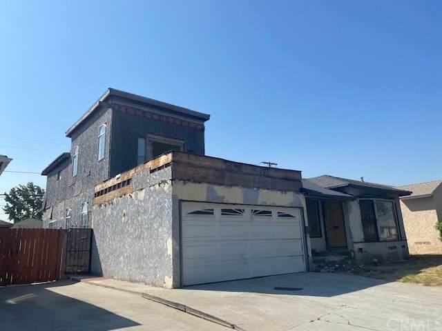 1516 W 138th Street, Compton, CA 90222 (#DW20214663) :: RE/MAX Masters
