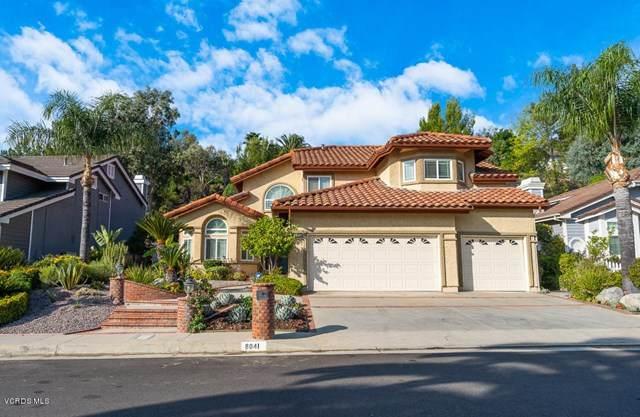 8041 Valley Flores Drive, West Hills, CA 91304 (#220010377) :: Veronica Encinas Team