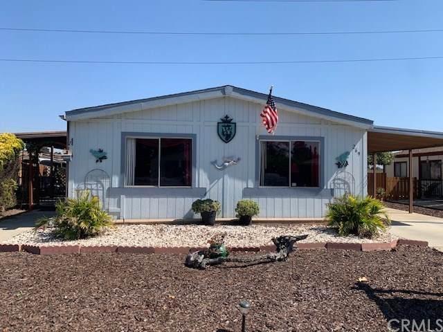 519 W Taylor Street #269, Santa Maria, CA 93458 (#PI20214731) :: Crudo & Associates
