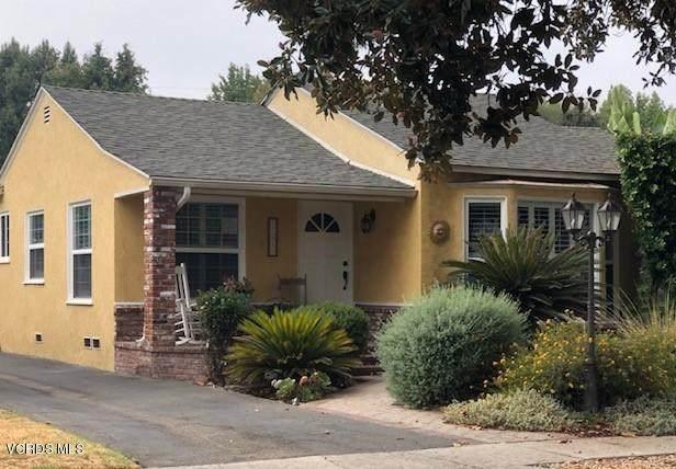 17310 Hamlin Street, Lake Balboa, CA 91406 (#220010381) :: The Veléz Team