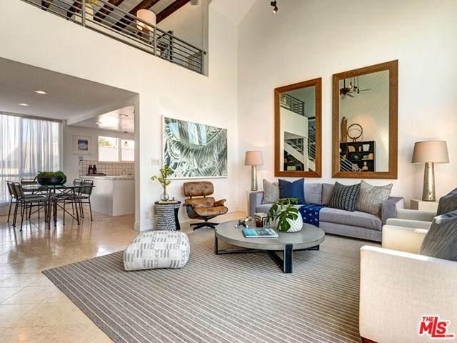 11 Buccaneer Street #2, Marina Del Rey, CA 90292 (#20643914) :: Powerhouse Real Estate