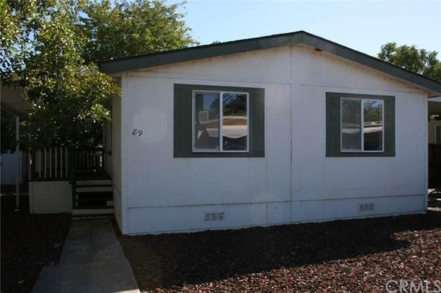 400 Sulphur Bank Drive #89, Clearlake Oaks, CA 95423 (#LC20214704) :: RE/MAX Empire Properties