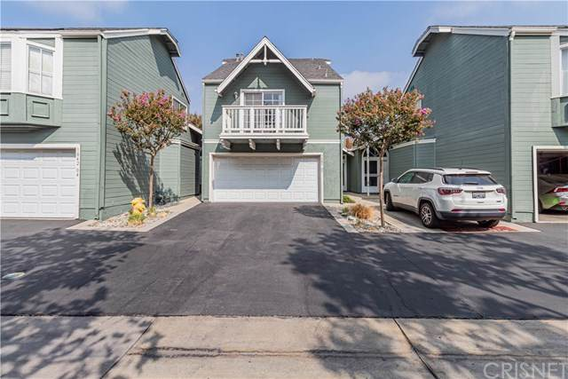1842 Rory Lane #5, Simi Valley, CA 93063 (#SR20213351) :: TeamRobinson | RE/MAX One