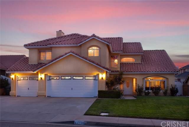 42419 62nd Street W, Quartz Hill, CA 93536 (#SR20210117) :: Zutila, Inc.