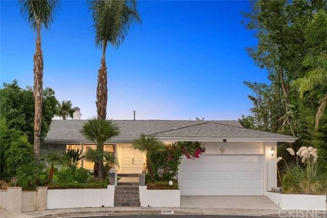 19141 Gayle Place, Tarzana, CA 91356 (#SR20215008) :: The Miller Group